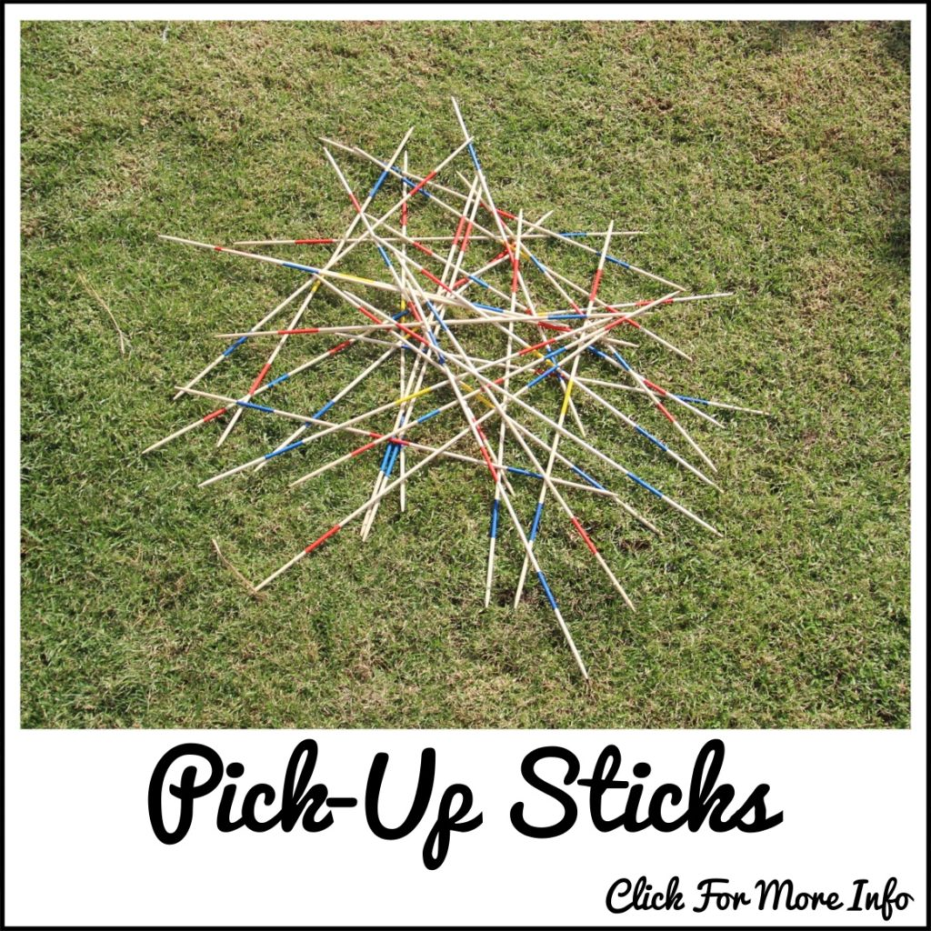 Giant PickUp Sticks