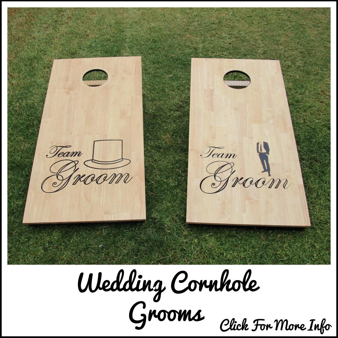 Cornhole Grooms